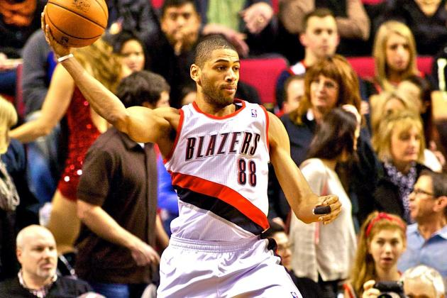 Nicolas Batum: I Deserve All-Star Berth 'Because of the Numbers That I Have'