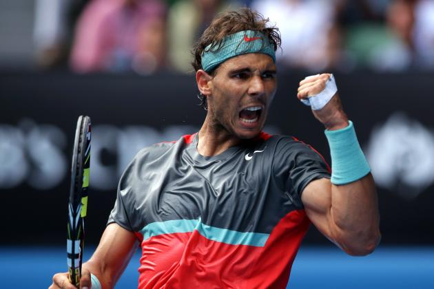 Only Rafael Nadal Can Stop Himself from Winning 2nd Australian Open
