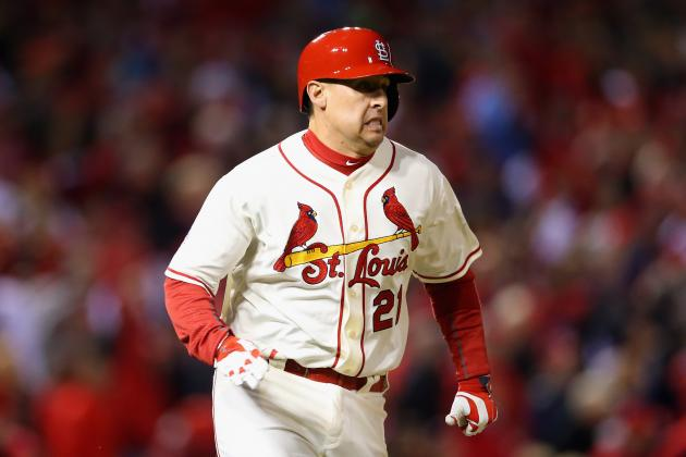 Cardinals' Craig: All Systems Are Go