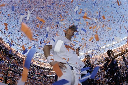 AFC Championship 2014: Peyton Manning Silences Doubters, Cements Legacy
