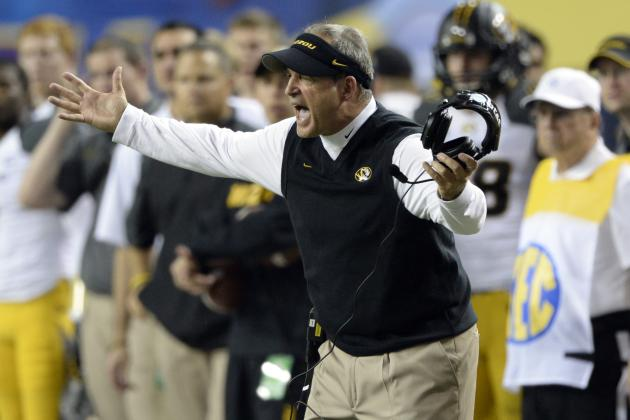 Gary Pinkel Frustrated with Contract Renegotiations for Assistant Coaches