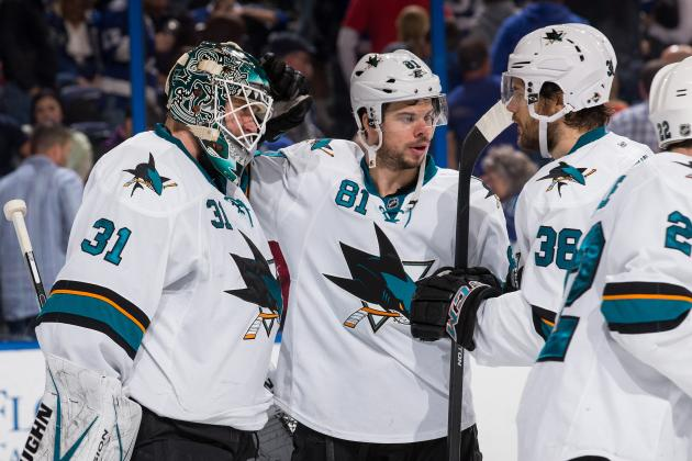 Schedule Finally Back on Sharks' Side