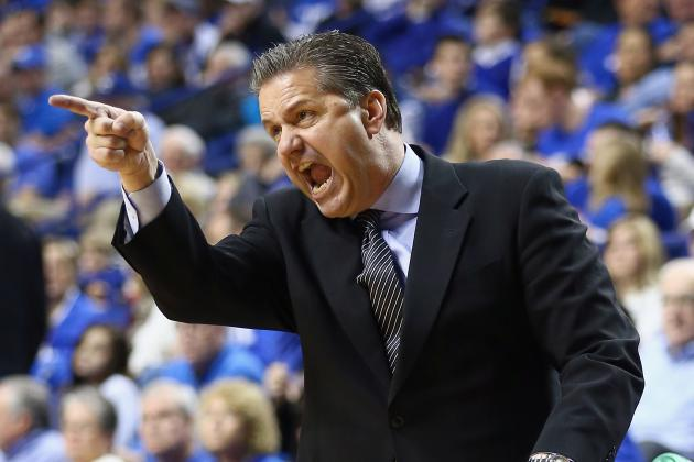 Improvements the Kentucky Wildcats Must Make to Get to the Final Four