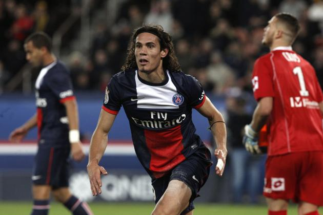 Manchester United Transfer Rumours: PSG Contacted over Edinson Cavani