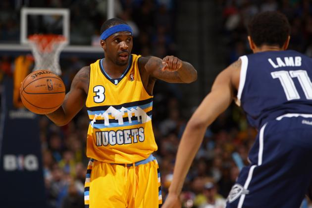 Will Ty Lawson Be the Biggest All-Star Snub from Loaded Western Conference?