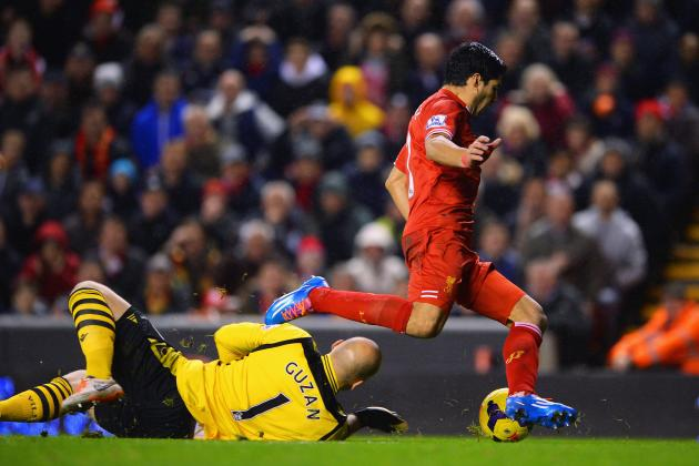 Gary Lineker Is Wrong to Defend Diving and Luis Suarez's Penalty Award