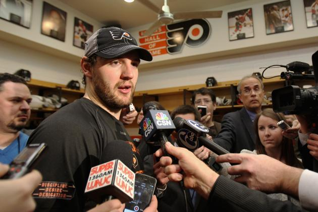 Inside the Flyers: Meszaros a Force on Flyers Defense
