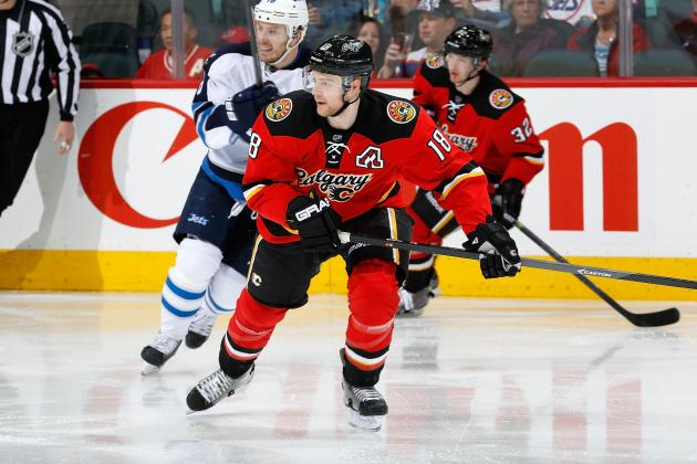 Report: Stajan to Get Contract Extension from the Flames