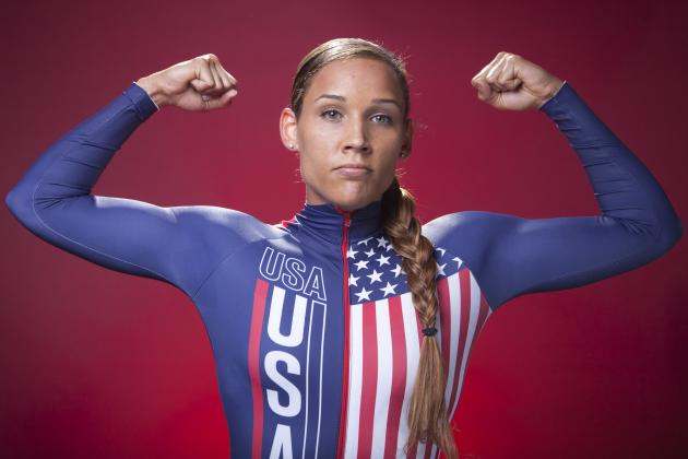 Lolo Jones Provides Great Story of Redemption for 2014 Winter Olympics in Sochi
