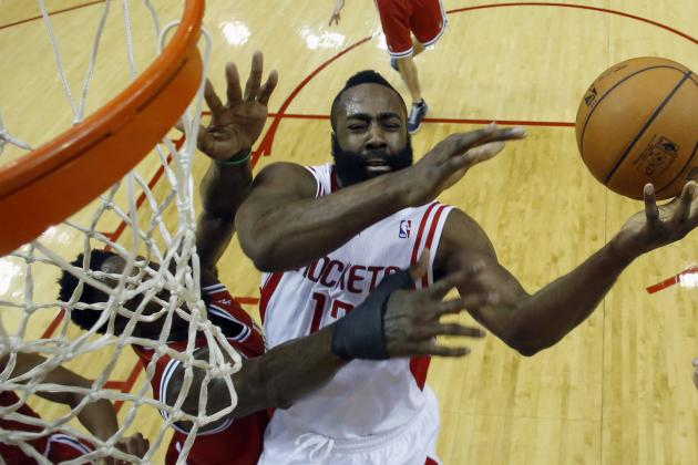 Will Houston Rockets' Greatest Strength Be a Weakness Come Playoffs?