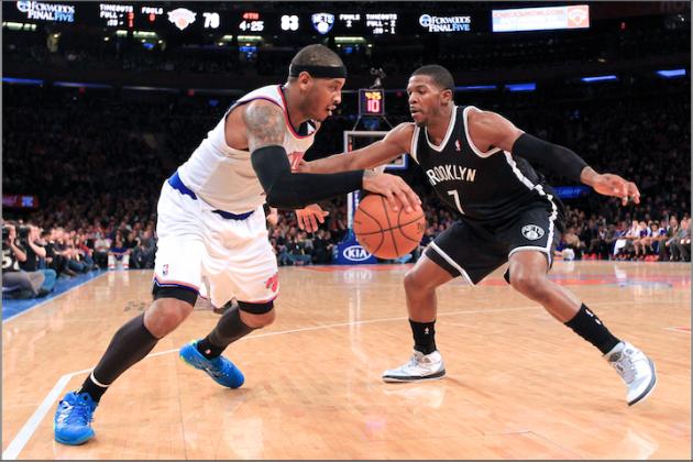 Brooklyn Nets vs. New York Knicks: Live Score and Analysis