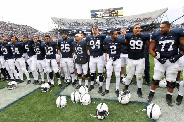 Penn State Football: Replacing Leaders Won't Be a Problem for Nittany Lions