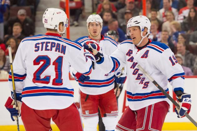 Read: Pierre McGuire Thinks the Rangers Will Be in a Good Spot