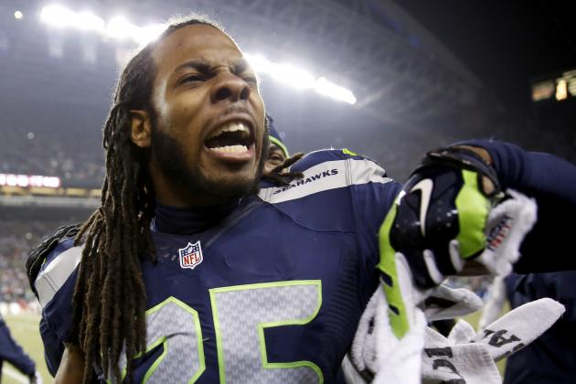 Richard Sherman's Antics Didn't Go over That Well with NHL Players