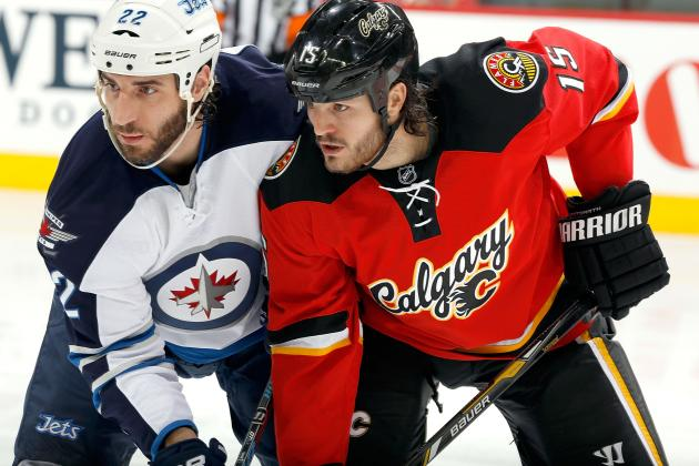 Report: Flames' Westgarth Was Told to 'Make Something Happen'