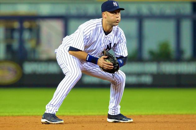 Derek Jeter Injury: Updates on Yankees Star's Ankle and Recovery