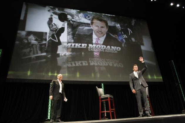 Stars Announce Plans for Mike Modano Retirement Ceremony