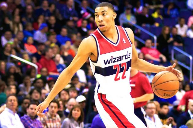 Breaking Down What Otto Porter Must Do to Jumpstart Washington Wizards Career