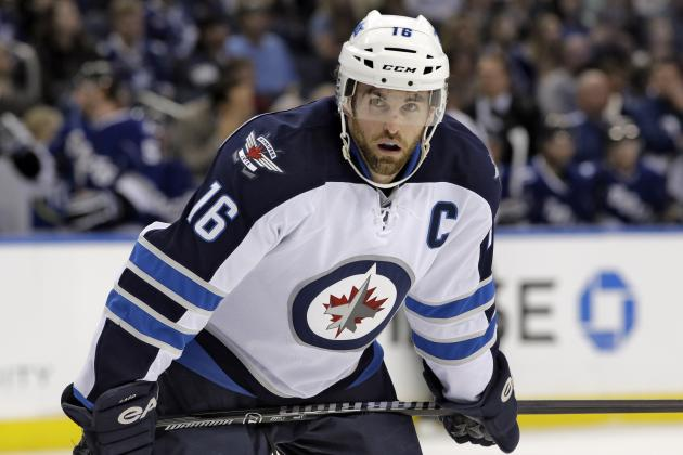 Should the New York Rangers Pursue a Trade for Andrew Ladd?