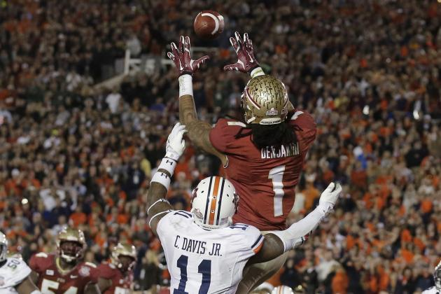 Kelvin Benjamin NFL Draft 2014: Highlights, Scouting Report for Panthers WR