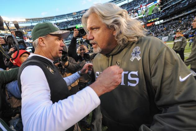 Rex Ryan Baffled Why Rob's Not a Head Coach: 'Get a Haircut'