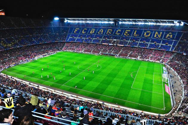 Barcelona Announce Plans to Remodel Camp Nou Stadium
