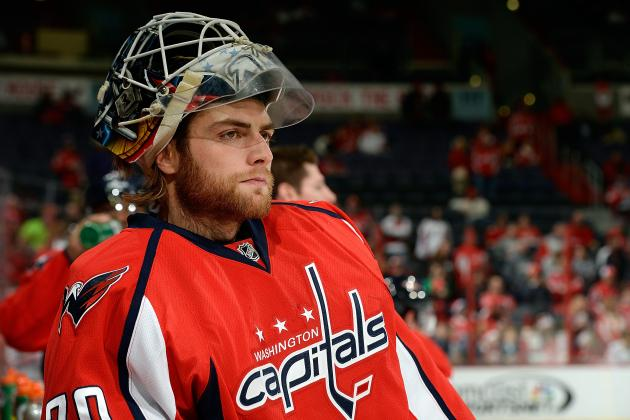 Holtby Wants Chance to Be Caps'  No. 1 Again