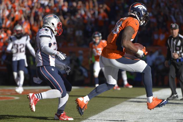 Denver Broncos: How Their Goal-Line Passing Won the AFC Championship Game