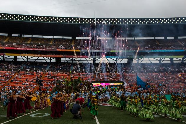Pro Bowl Format 2014: Updated Rules, Rosters and More for Unconferenced Game