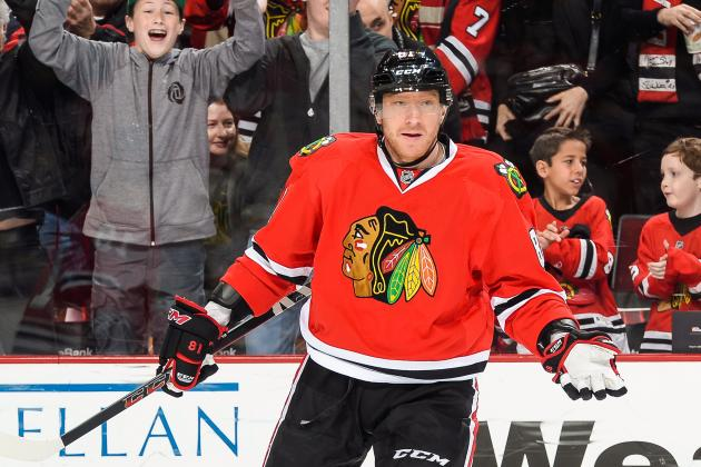 Marian Hossa Showing Blackhawks Age Is Just a Number