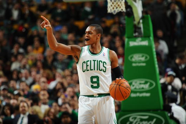 Is Celtics Naming Rajon Rondo Captain Surest Sign Yet He's Off Trade Market?