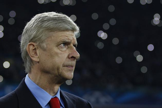 Arsenal Transfer News: Arsene Wenger Right to Play It Cool in Striker Hunt