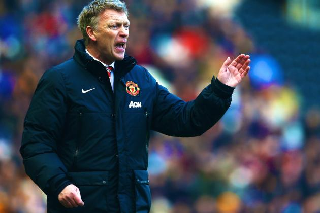 David Moyes' Caution at Set Pieces Is Not Benefitting Manchester United