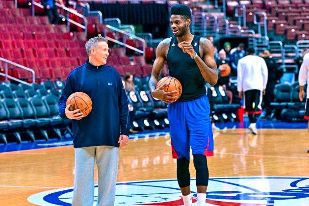 Inside Nerlens Noel's Six Months of Rehab on Road Back to Philadelphia 76ers
