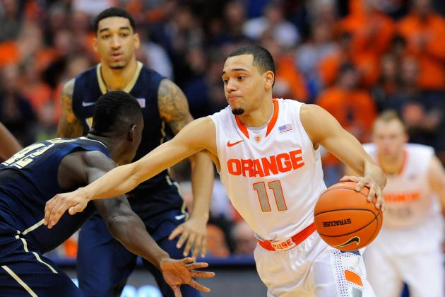 Syracuse Basketball: Is Tyler Ennis an ACC Player of the Year Candidate?