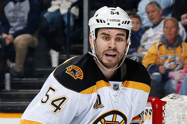 Adam McQuaid Day-to-Day with Leg Injury Suffered Sunday
