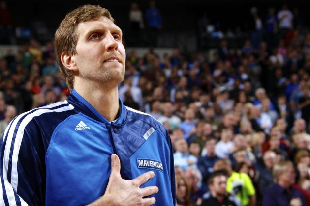 Dirk Nowitzki Says He's Likely to Re-Sign with Dallas Mavericks for 2-3 Years