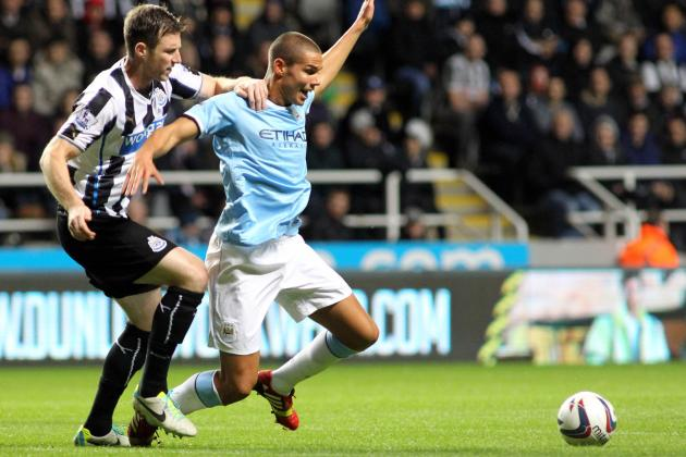 Jack Rodwell Going Nowhere as Pellegrini Prepares to Compete for Silverware