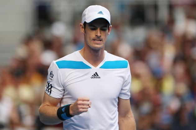 Andy Murray Can't Afford Rust Against Roger Federer in 2014 Australian Open
