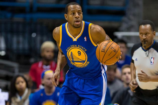 Why Andre Iguodala Hates National TV Games
