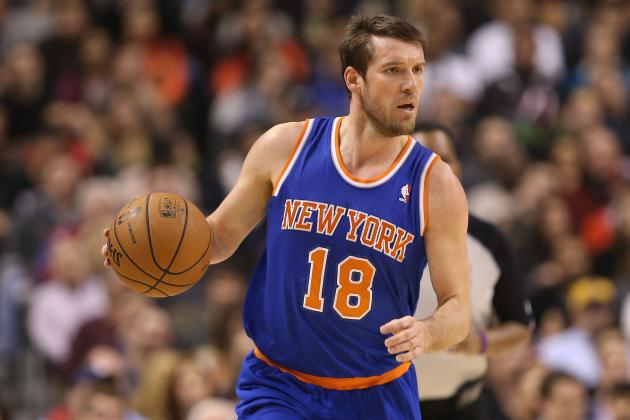 Beno Udrih Trade Rumors: Latest Buzz and Speculation Surrounding Knicks Guard
