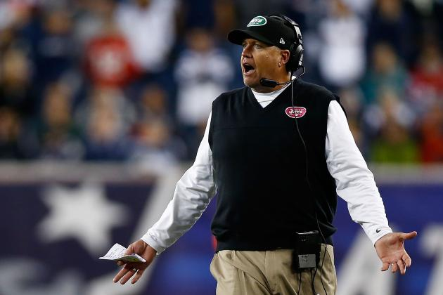 Rex Ryan Delighted by New Deal with NY Jets: 'I Plan on Kicking Some Butt'