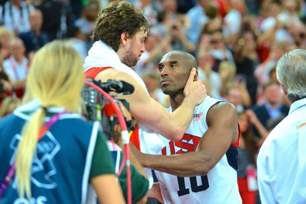 Kobe Bryant Declines Tom Thibodeau's Offer to Play in 2016 Olympics