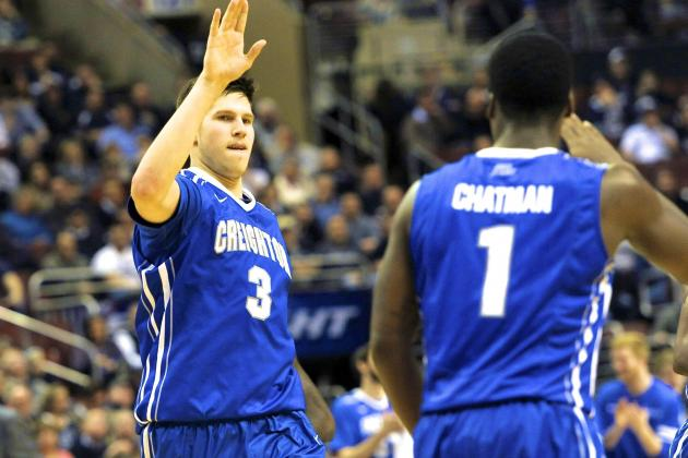 Creighton vs. Villanova: Score, Recap and Analysis for Bluejays' Upset Win