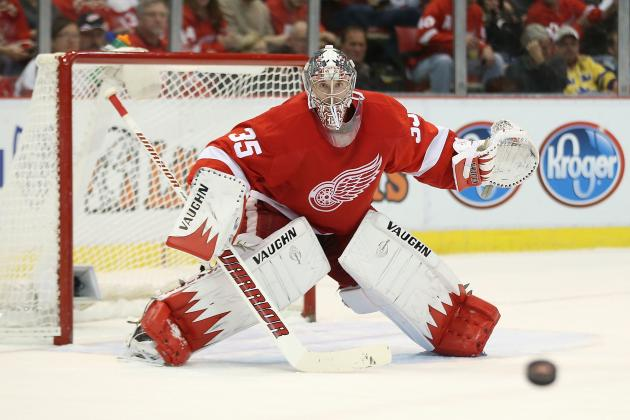 Jimmy Howard Injury: Updates on Red Wings Goalie's Lower Body and Return