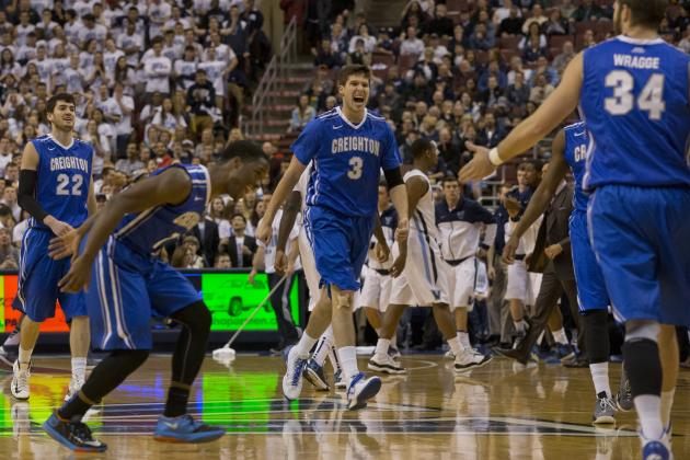 Creighton Proves to Be More Than a 1-Man Team with Big Win over Villanova