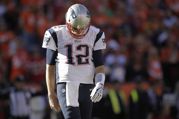 Tom Brady Doesn't Plan on Watching Super Bowl XLVIII