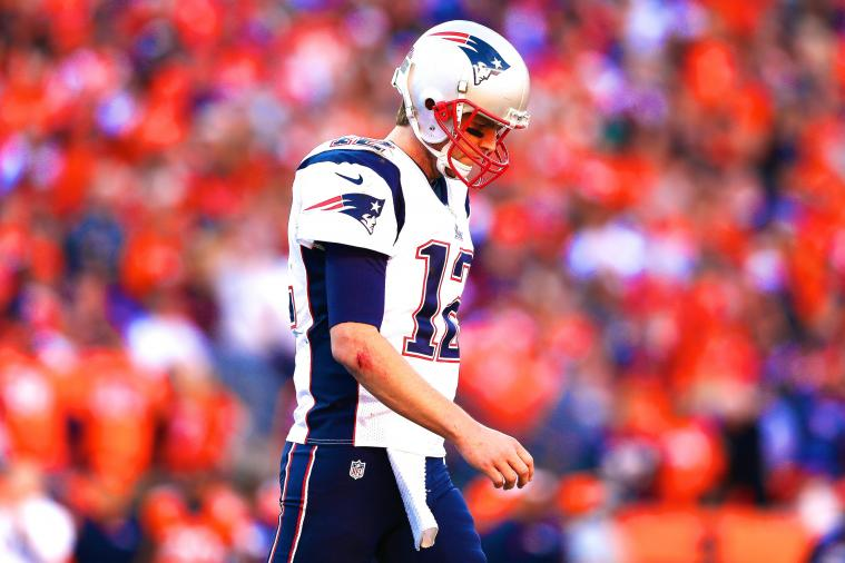 Tom Brady Doesn't Plan on Watching Super Bowl XLVIII