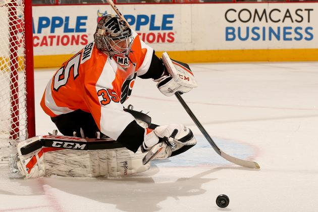 What Steve Mason Must Do to Live Up to His New Contract with Philadelphia Flyers