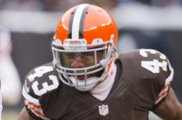 Browns Strong Safety T.J. Ward Added to Pro Bowl